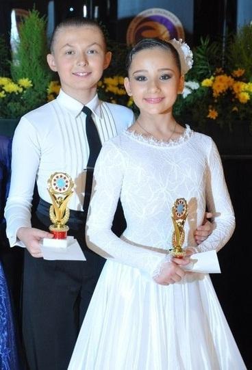 Илья Горшенин и Дария Кривко