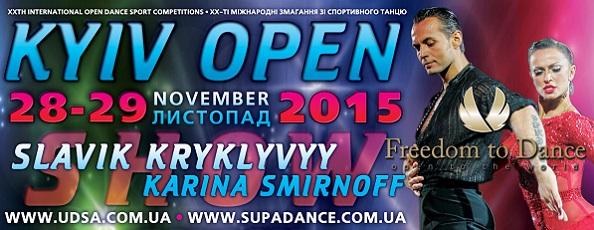 �Kyiv Open 2015�