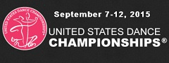 The 2015 United States Dance Championships