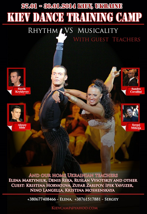 �Kiev Dance Training Camp�