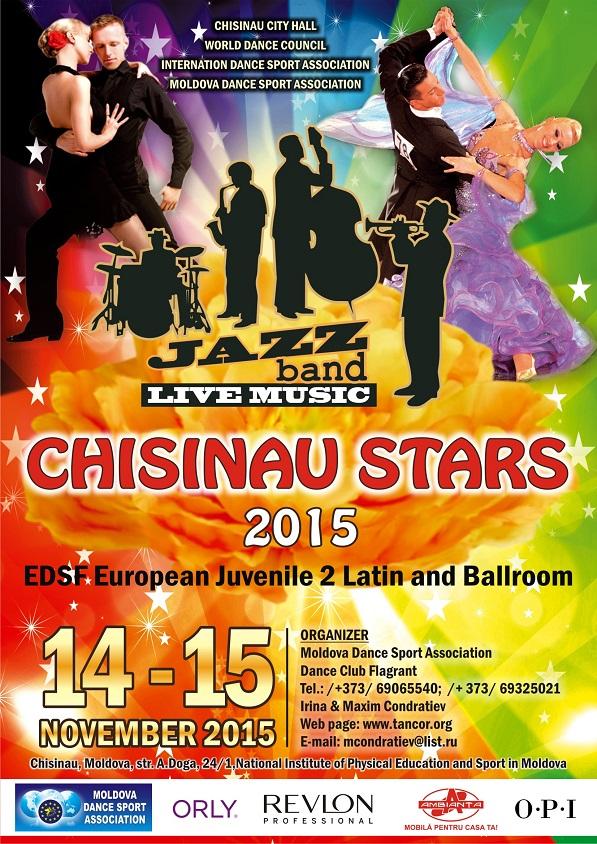 �Chisanau Stars 2015�