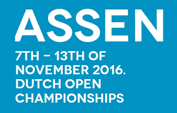 <font color=&quot;#880088&quot;>«Dutch Open Championships 2016»</font>