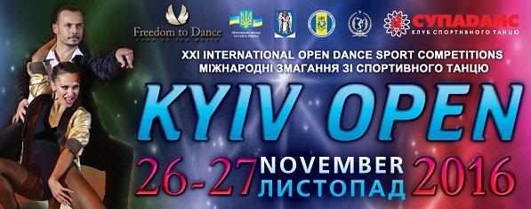 �Kyiv Open 2016�