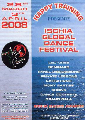 �Ischia Happy Training� Global Dance Festival
